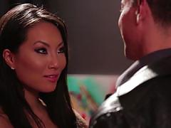 Wicked pictures naughty girl asa akira gets he...